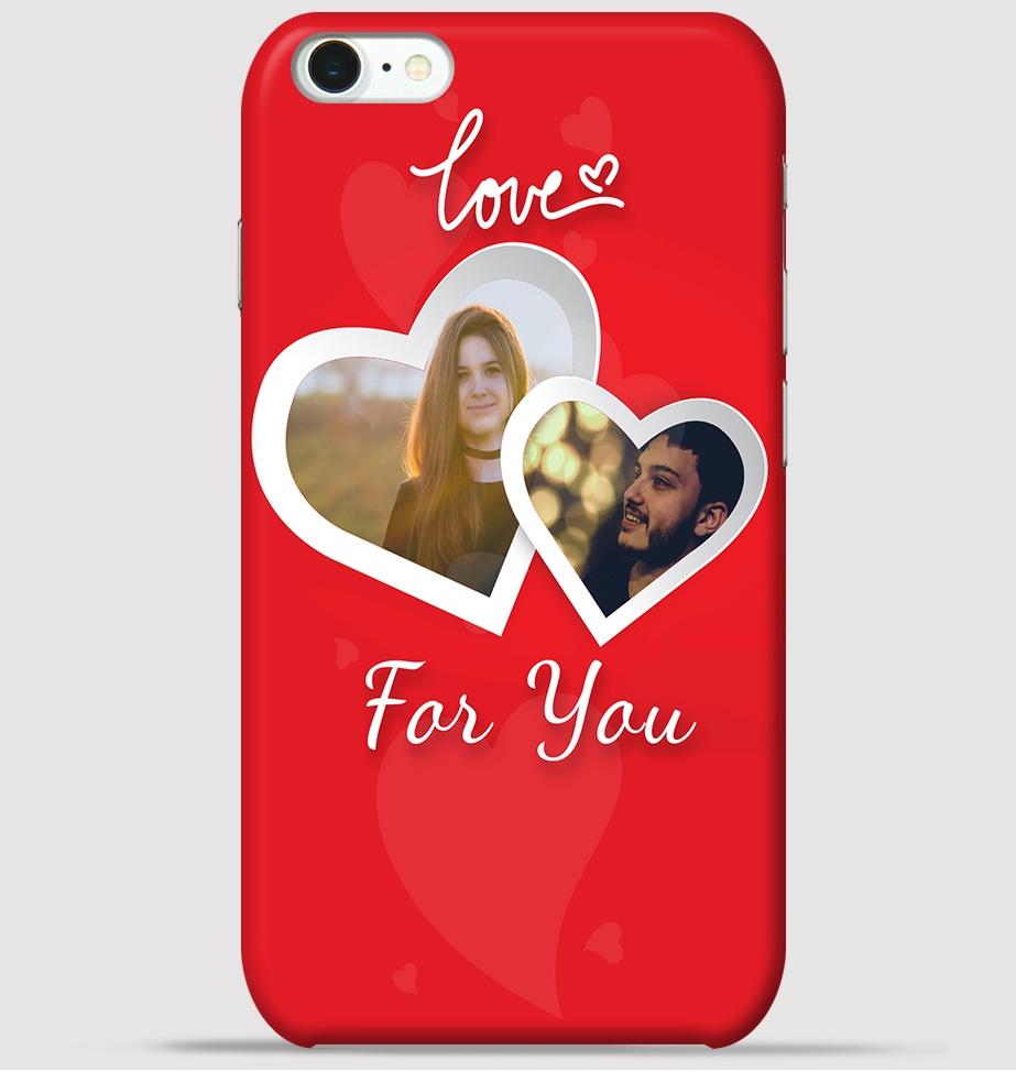 05685e9ccb iPhone 7 Mobile Cover - Dual Pics theme Cover at ₹ 249 | Greetstore.com