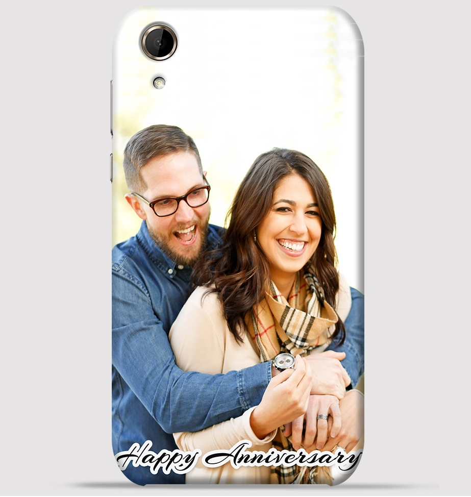 new style 0bc20 92a60 HTC Desire 728G Mobile Cover - Full photo with text Cover at ₹ 249 ...