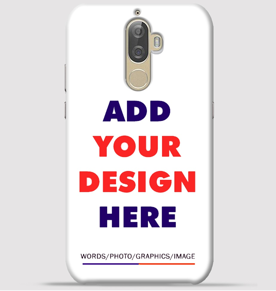 Lenovo K8 Note Mobile Cover - Your design or image Cover at ₹ 249