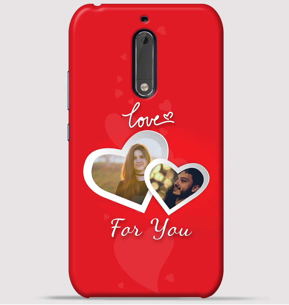 new product df56e 94bbd Nokia 5 Mobile Cover - Dual Pics theme Cover at ₹ 249 | Greetstore.com