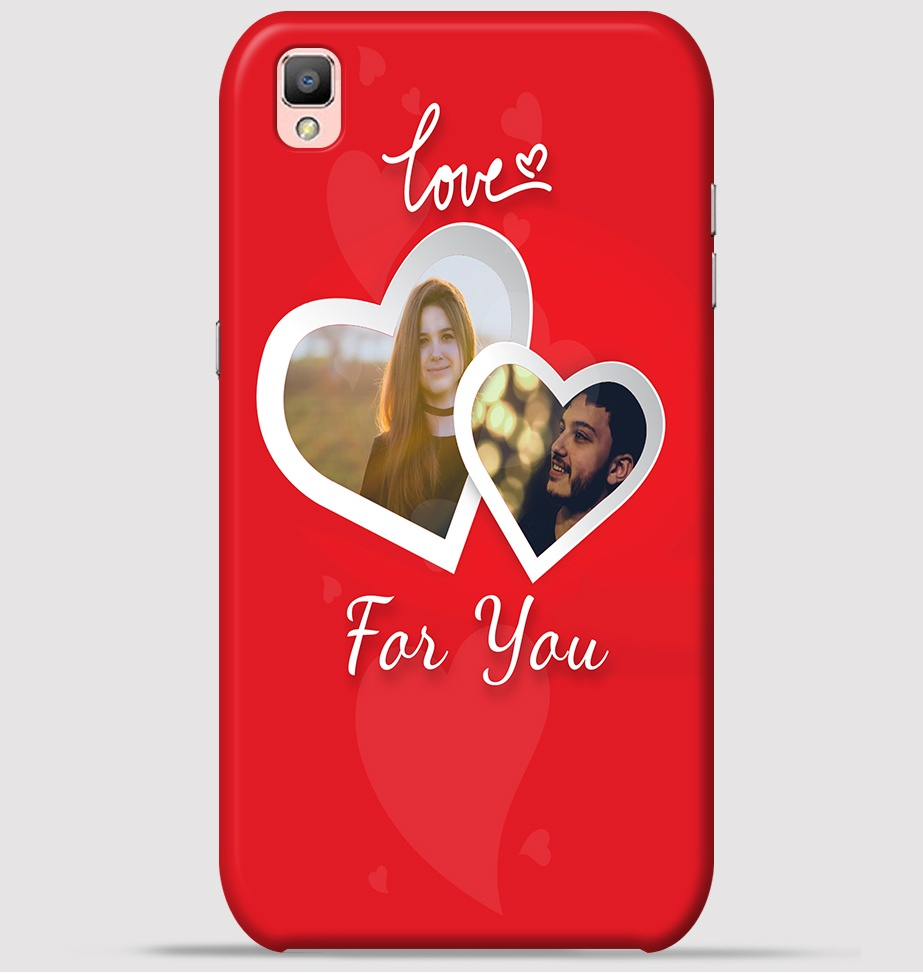 Oppo F1 plus Mobile Cover - Dual Pics theme Cover at ₹ 249