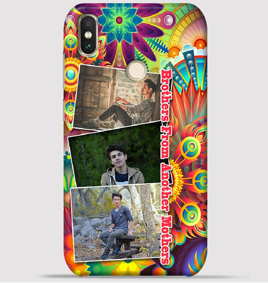 the best attitude fbc39 da818 Xiaomi Redmi Note 5 Pro Mobile Cover - Brothers from another mother ...