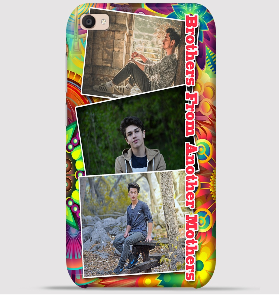 Vivo V5s Mobile Cover - Brothers from another mother Collage