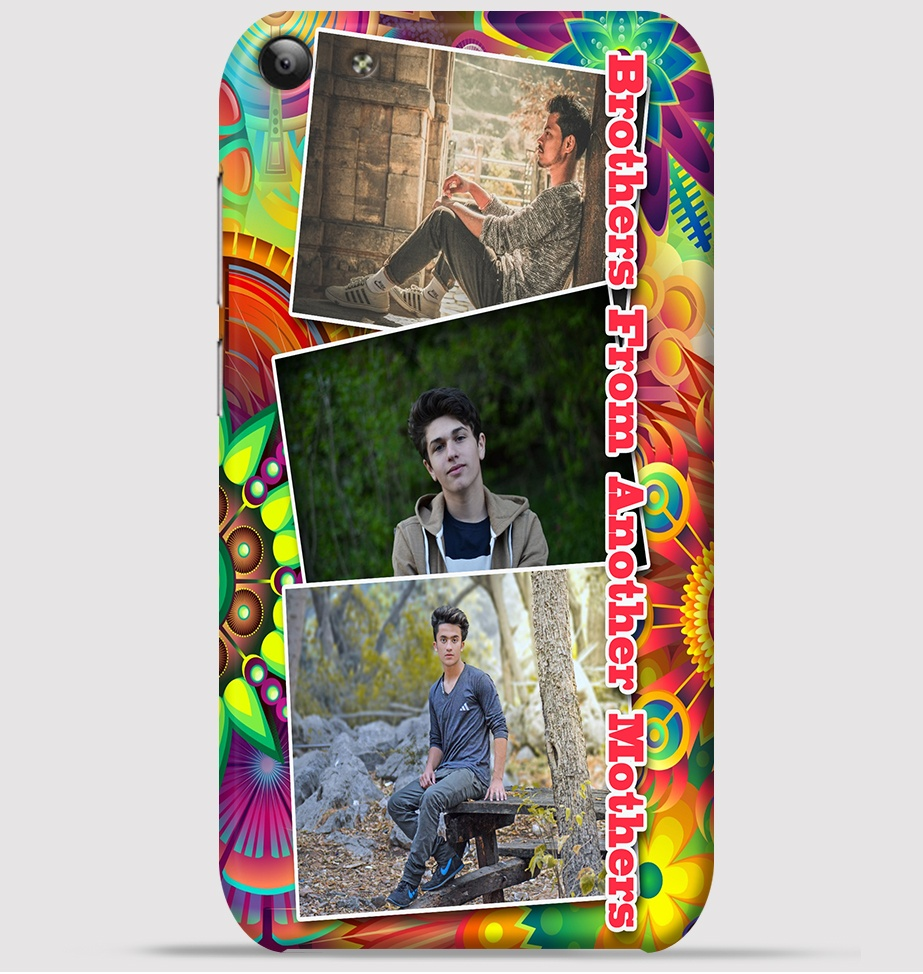 best sneakers b9322 28212 Vivo Y55L Mobile Cover - Brothers from another mother Collage theme ...