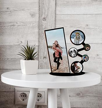 Valentine's day special desk photo frame