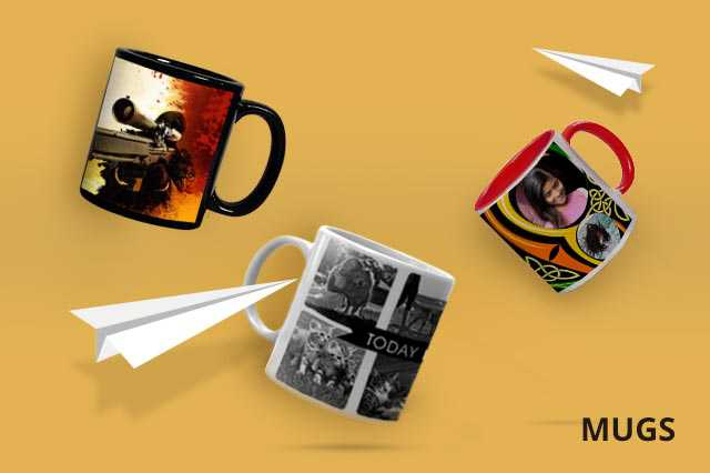 Photo Mugs,Cup Designs,personalized Mugs | Greetstore