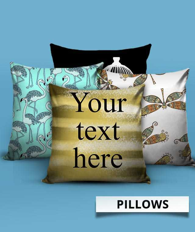 Photo Pillows,Emoji Pillows,Design on pillow cover
