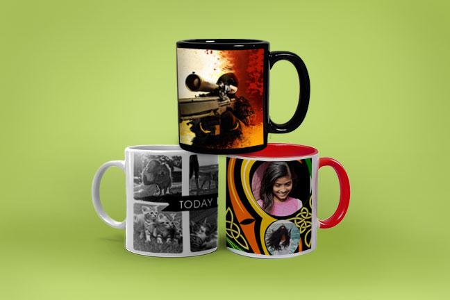 mug decoration